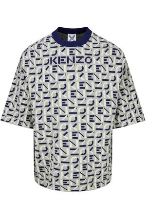 Kenzo Monogram Jacquard T-Shirt