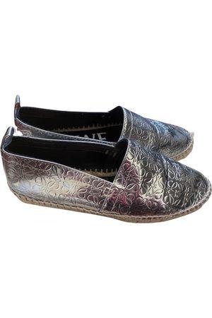 Loewe Women Espadrilles - Patent leather espadrilles