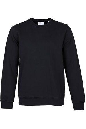 Colorful Standard Men Sweatshirts - Classic Organic Crew Deep