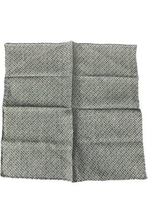 Brunello Cucinelli Men Pocket Squares - Linen scarf & pocket square
