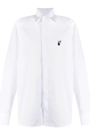 OFF-WHITE Men Shirts - Hand Off Logo Shirt