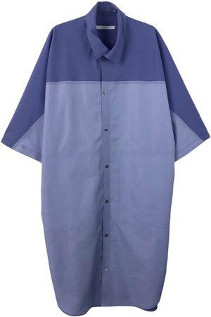 BARBARA ALAN Shortsleeved Maxi Shirt