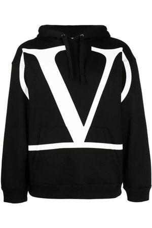 VALENTINO Men Hoodies - VLogo Signature Hoodie