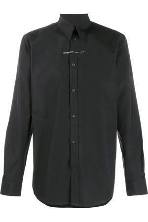Givenchy Small Contrasting Panel Shirt