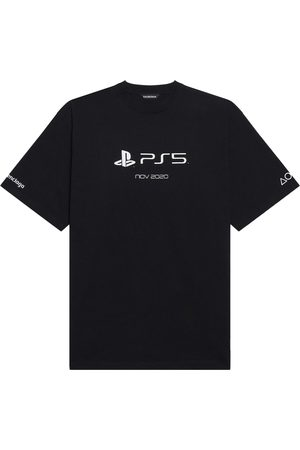 Balenciaga PlayStation Boxy T-Shirt