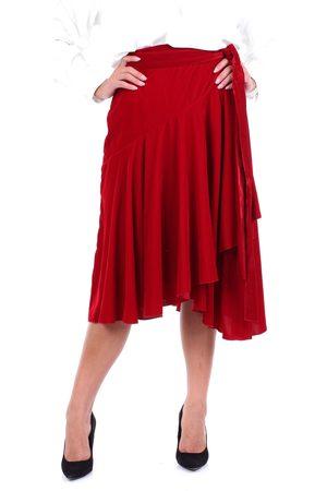 L'Autre Chose Women Midi Skirts - L'AUTRECHOSE Skirts Midi Women Bordeaux