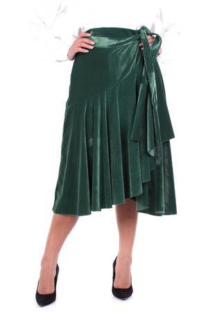 L'Autre Chose L'AUTRECHOSE Skirts Midi Women bottle