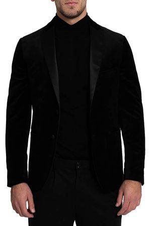 Men Blazers - Single-Breasted Blazer
