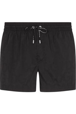 Dolce & Gabbana Men Swim Shorts - Drawstring Swim Shorts