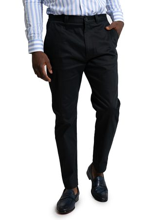 Nine In The Morning Slim Fit Cropped Trousers