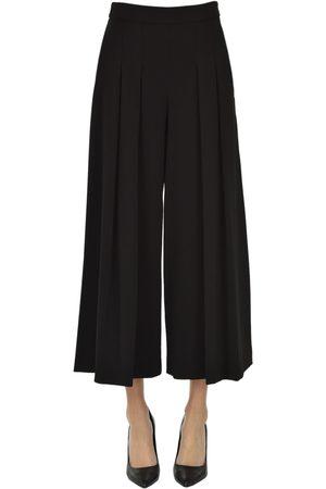 Moschino Pleated skirt pants