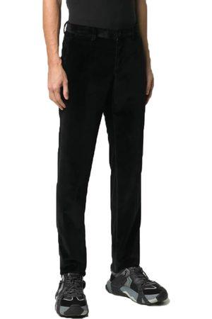 Dolce & Gabbana Velvet Skinny Trousers/