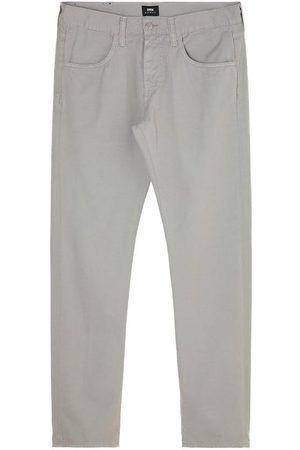 Edwin 55 Pant Cotton Twill Frost Grey