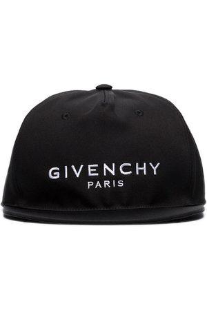 Givenchy Men Caps - Embroidered Logo Baseball Cap