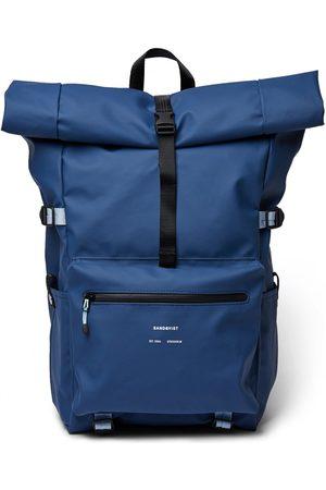 Sandqvist Ruben 2.0 Rolltop Backpack Evening Blue