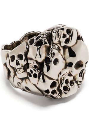 Alexander McQueen Men Rings - Skull Ring