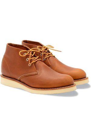 Red Wing Chukka Boot 3140 Tan