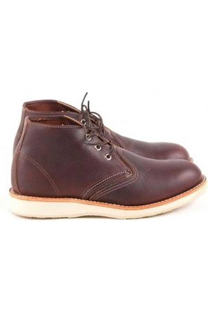 Men Lace-up Boots - Redwing 3141 Chukka Boot