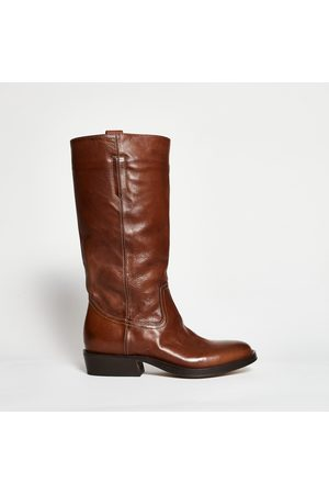 Lemare OPACT LEATHER BOOT - LEATHER