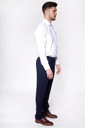 "Marc Darcy JD4 Navy Trousers Mens 28"" Waist 28&q"