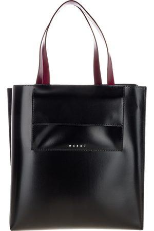 Marni Museo tote bag with external pocket