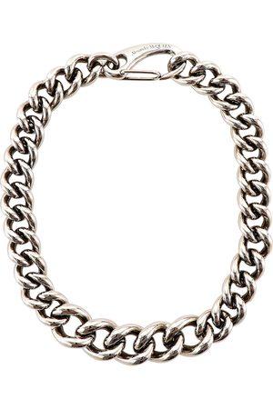 Alexander McQueen Metal necklace
