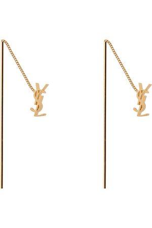 Saint Laurent Women Earrings - Metal earrings