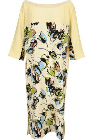 Marni Women Printed Dresses - Floral t-shirt dress