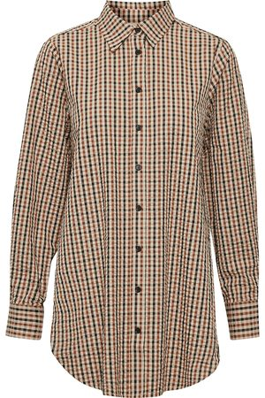 Part Two Kassias Checked Shirt