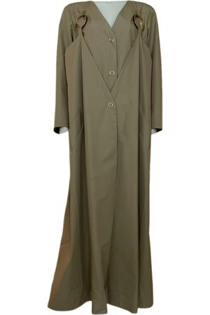 source unknown Trench coat