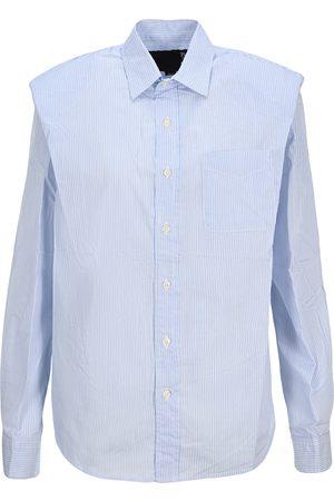 R13 Folded shoulder shirt