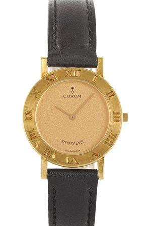 Corum Women Watches - Yellow watch