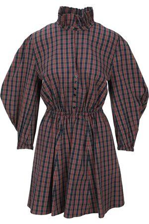 Philosophy Tartan mini dress