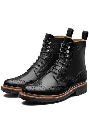 GRENSON Men Brogues - Fred Calf Brogue Boots