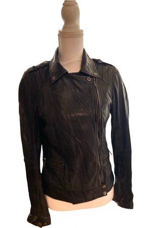 Stradivarius Women Leather Jackets - Leather jacket