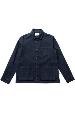 FOLK CLOTHING Plinth Jacket Navy