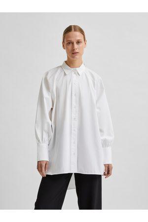 SELECTED Tilda Long Shirt Bright