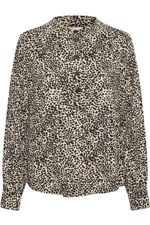 Part Two Kiera Leopard Shirt