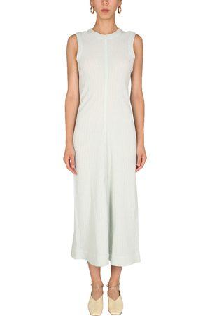 Jil Sander Women Dresses - ROUND NECK DRESS