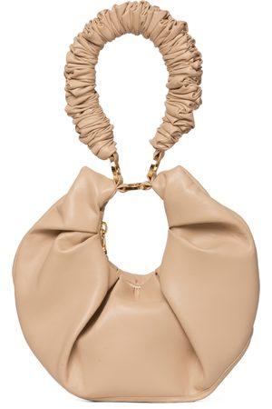Women Tote Bags - Beige Small Renee Tote