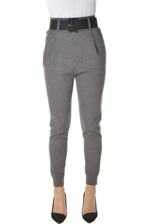 Self-Portrait Women Pants - Trousers Grey