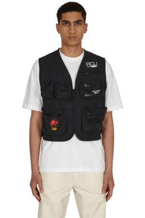 Reebok Men Gilets - Jurassic park utility vest S