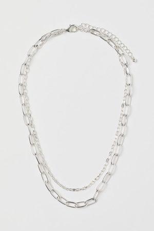 H&M Women Necklaces - Double-strand Necklace
