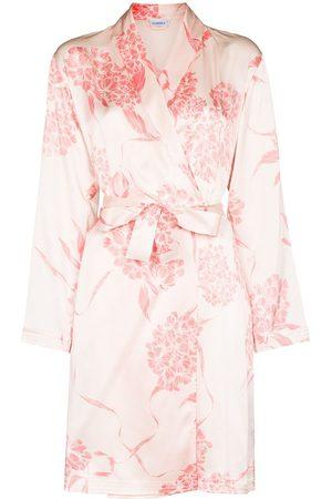 La Perla Women Bathrobes - Floral pattern robe