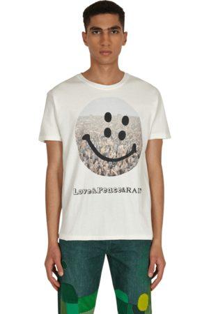 KAPITAL Men Rainwear - Rain fes smile t-shirt S