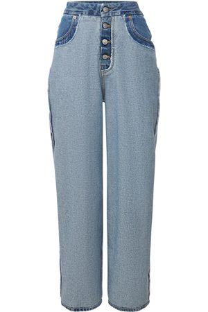 MM6 MAISON MARGIELA Reversed Rihanna Jeans