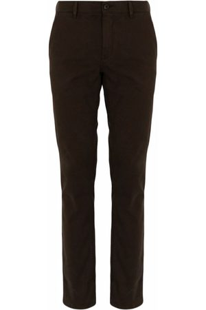 HUGO BOSS Men Chinos - Stretch-cotton chino trousers
