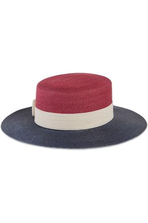 Gucci Men Bow Ties - Bow detail sun hat