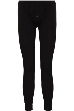 Ermenegildo Zegna Men Ski Thermal Underwear - Cotton long johns