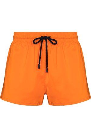 Vilebrequin Men Swim Shorts - Drawstring swim shorts